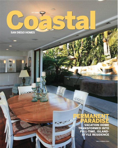 Cover of Coastal Magazine December 2014